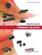 terminal blocks, terminal block connectors, screw terminals