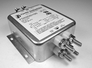 Military Radio Frequency Interference Filter | Curtis Industries