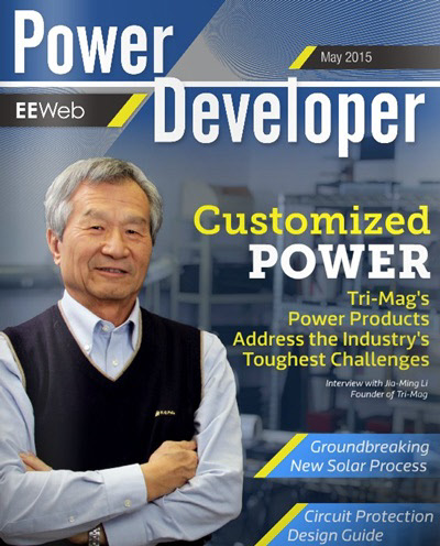 tri mag featured in power developer magazine, whats new curtis industries, terminal blocks